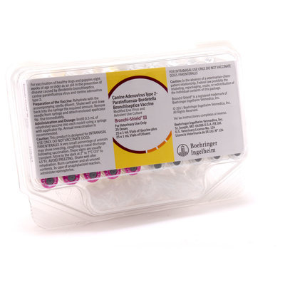 Bronchi-Shield lll - 25 Dose