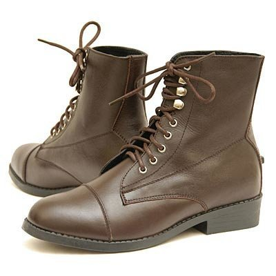 Reserve Lace Up Paddock Boot