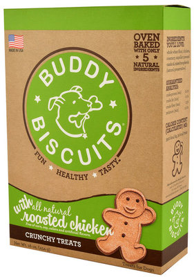 Buddy Biscuits, 16 oz box