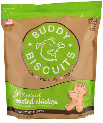 Buddy Biscuits Original Oven-Baked Treats, 3.5 lb