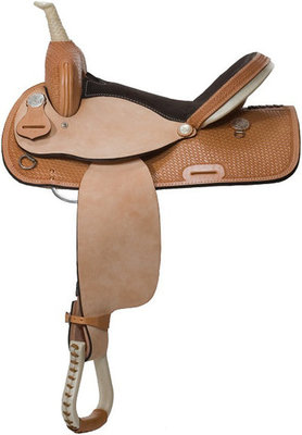 Buffalo Barrel Saddle