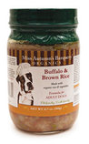 Miss Autumn's Barquery Organics Buffalo & Brown Rice Formula Adult Dog Food