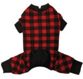 Buffalo Plaid PJ's