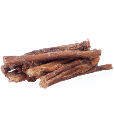 "Bully Sticks - 6"" - Natural - 20 count"