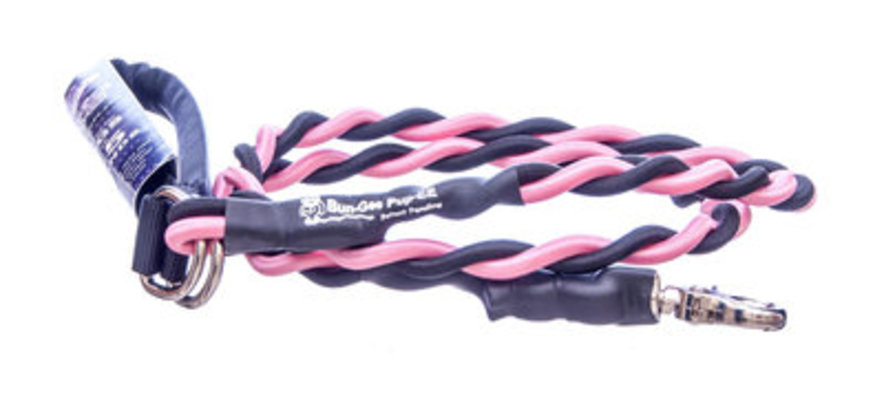 Bungee Pupee Dog Leash, Medium (up to 45 lb), 6' L