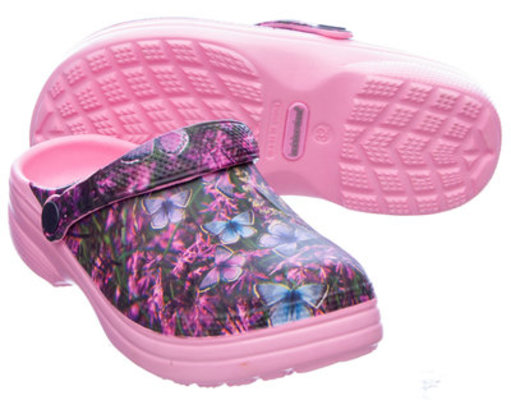 """Butterfly"" Backdoor Shoes, Kids"