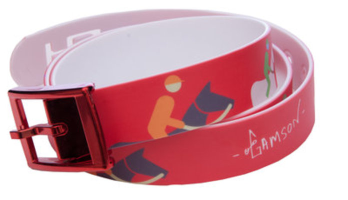 C4 Belts w/ Matching Buckle, Graphics
