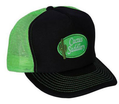 Cactus Saddlery Trucker Cap, Adjustable