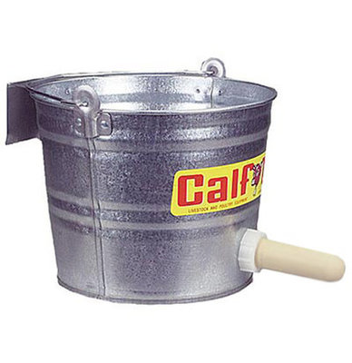 Calf-Teria Pail (& Accessories)