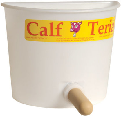 Plastic Calf-Teria Pail (& Accessories)