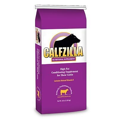 Calfzilla, 25 lb bag