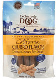 California Churro Flavor Dental Chews for Dogs
