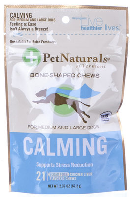 Calming Chews for Medium/Large Dogs, 21 chews
