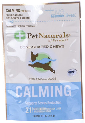 Calming Chews for Small Dogs, 21 chews