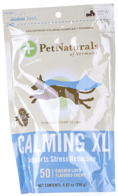 Calming Chews for X-Large Dogs, 50 chews