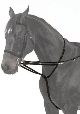 Camelot German Martingale Rein