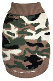Camouflage Sweater by Fashion Pet