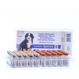 Canine Spectra 5 (5-way) Dog Vaccine, Tray - 25 Dose
