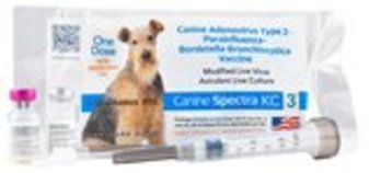 Canine Spectra KC 3, Single Dose - 1 Dose