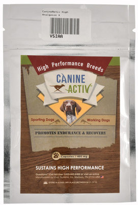 CanineActiv High Performance Travel Pack