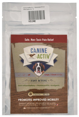 CanineActiv Travel Pack, Large Dogs (over 65 lb)