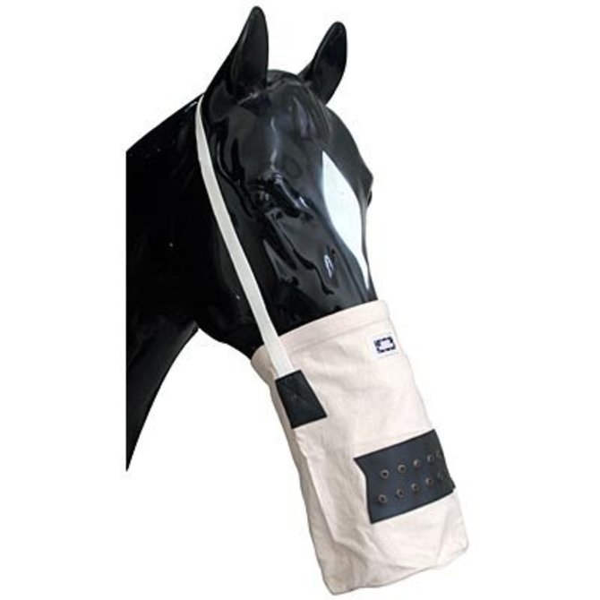 Canvas Horse Feed Bag Jeffers Pet