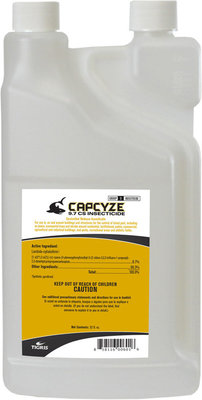 Capcyze 9.7 CS Insecticide Concentrate, 32 oz
