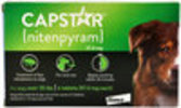 6 Tablets Capstar for Dogs 25-125 lb
