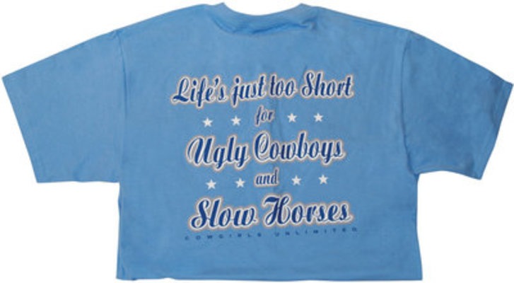 Life's Just Too Short T-Shirt