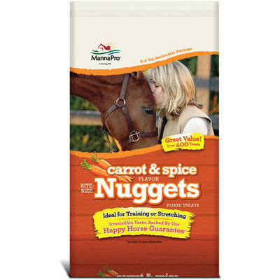 Carrot & Spice Bite-Sized Nuggets, 1 lb