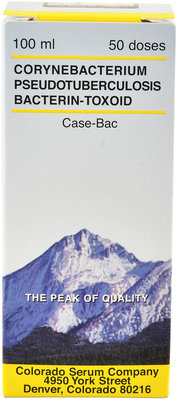 Case-Bac, 100 mL - 50 Dose