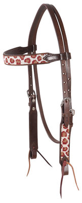 "Cashel ""Cheetah"" Browband Headstall"