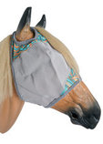 Cashel Crusader Patterned Standard Fly Mask w/o Ears