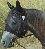 Cashel Crusader Quiet-Ride Fly Mask w/ Ears