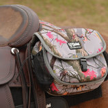 Cashel Deluxe Horse Saddle Bags