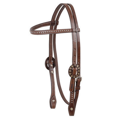 Cashel® Dotted Headstall