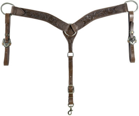 Cashel Guns & Roses Breast Collar