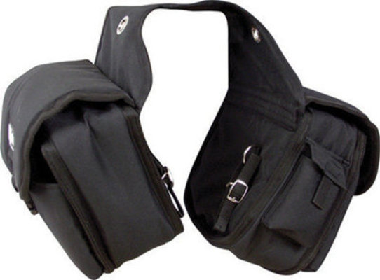 Cashel Medium Rear Horse Saddle Bag