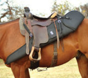 Rifle Saddle Scabbard