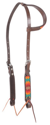 "Cashel ""Santa Fe"" Sliding Ear Headstall"
