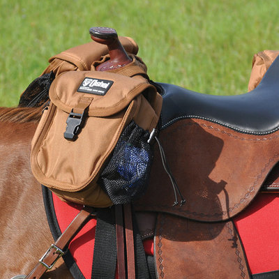 Cashel Small Horn Horse Saddle Bag