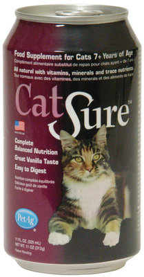 CatSure, 11 oz each