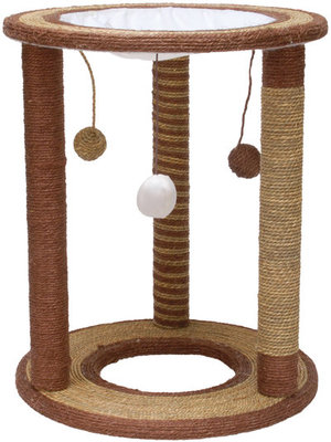 Cat Tree with Circle Lounger