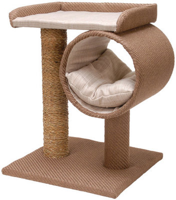 Cat Tree with Tunnel