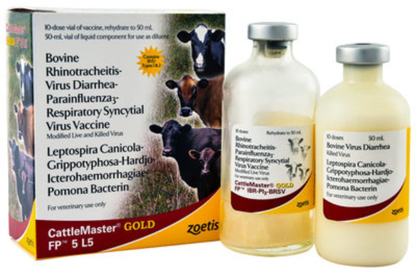 CattleMaster Gold FP 5 L5