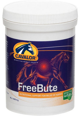 Cavalor Free Bute Tablets