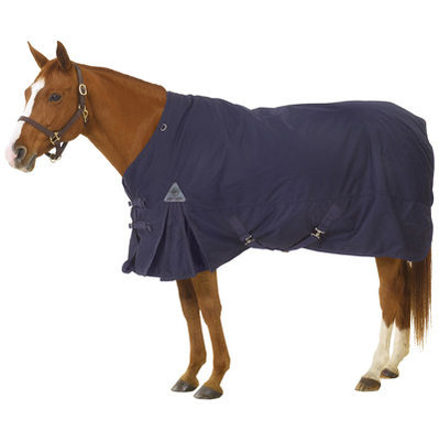 Centaur 1200D Std. Neck Heavy Blanket, Navy