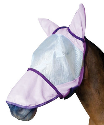 Centaur Super Long Nose Fly Mask