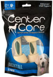 "Center Core 6-7"" Beefhide-Wrapped Dental Chews, 2-pk"