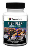 Fish Flex (Cephalexin, 250 mg) 100 Capsules